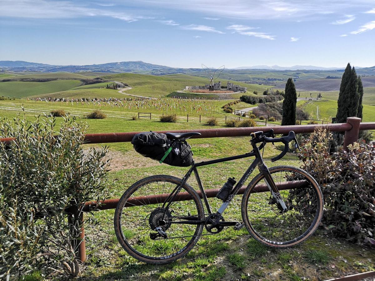 teatro del silenzio tuscany trail